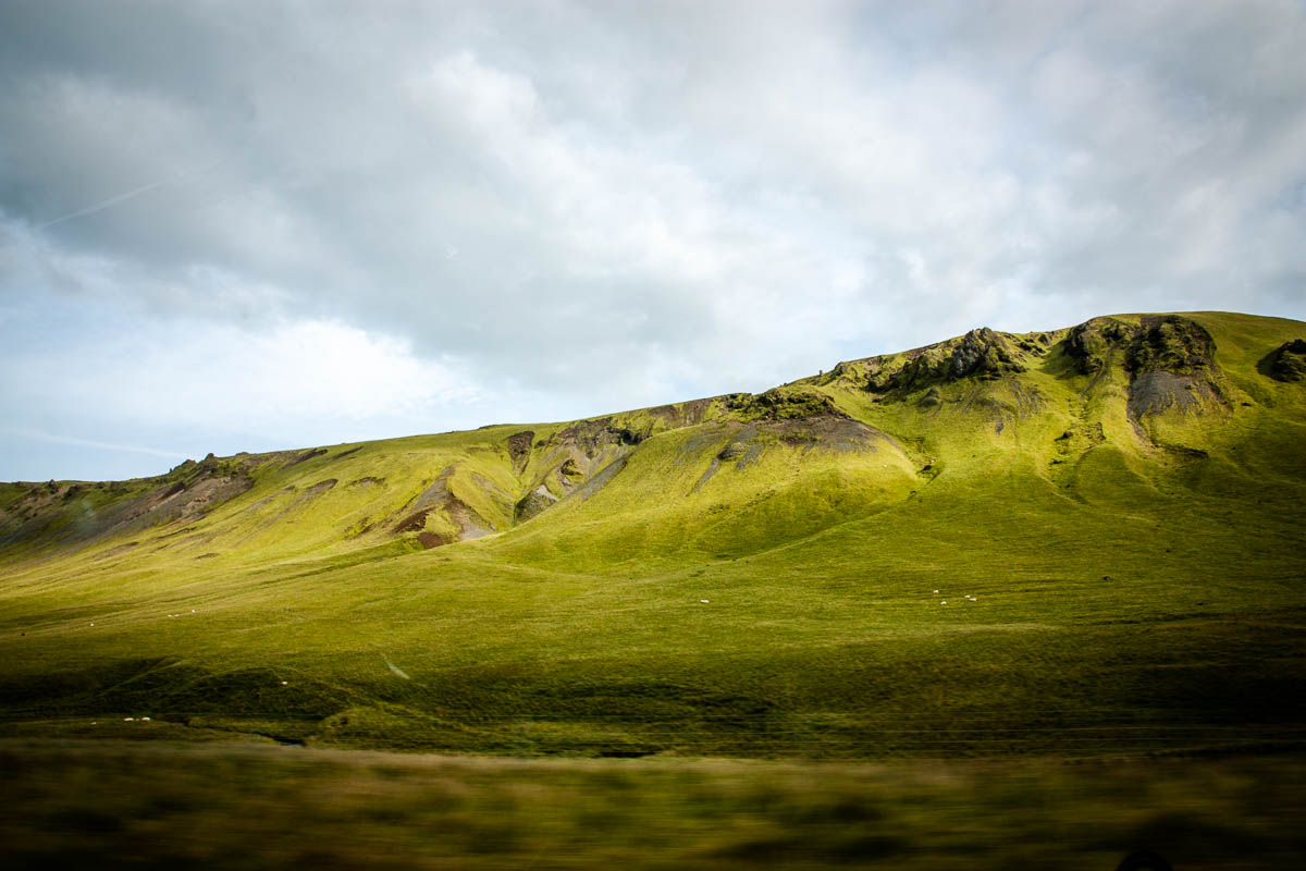 Pretty Iceland landscapes