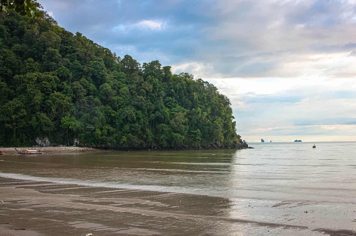 Ao Nang beach