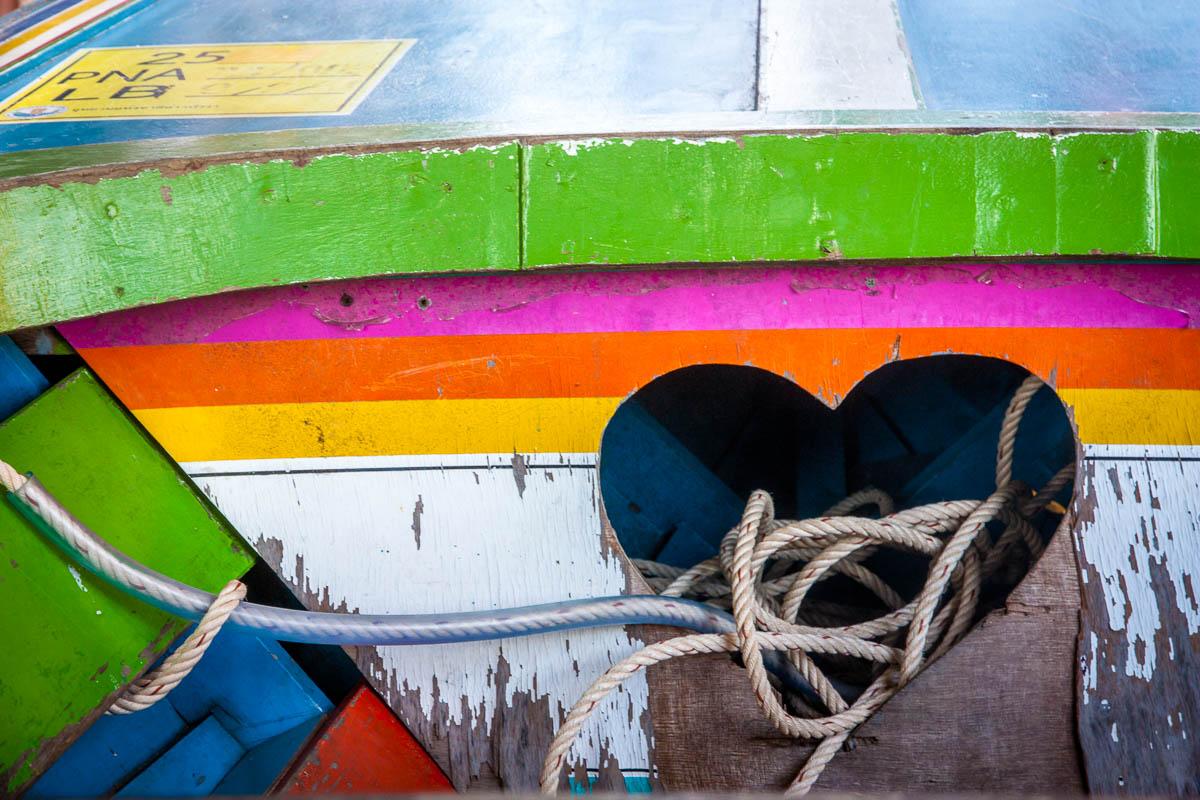 thailand longboat