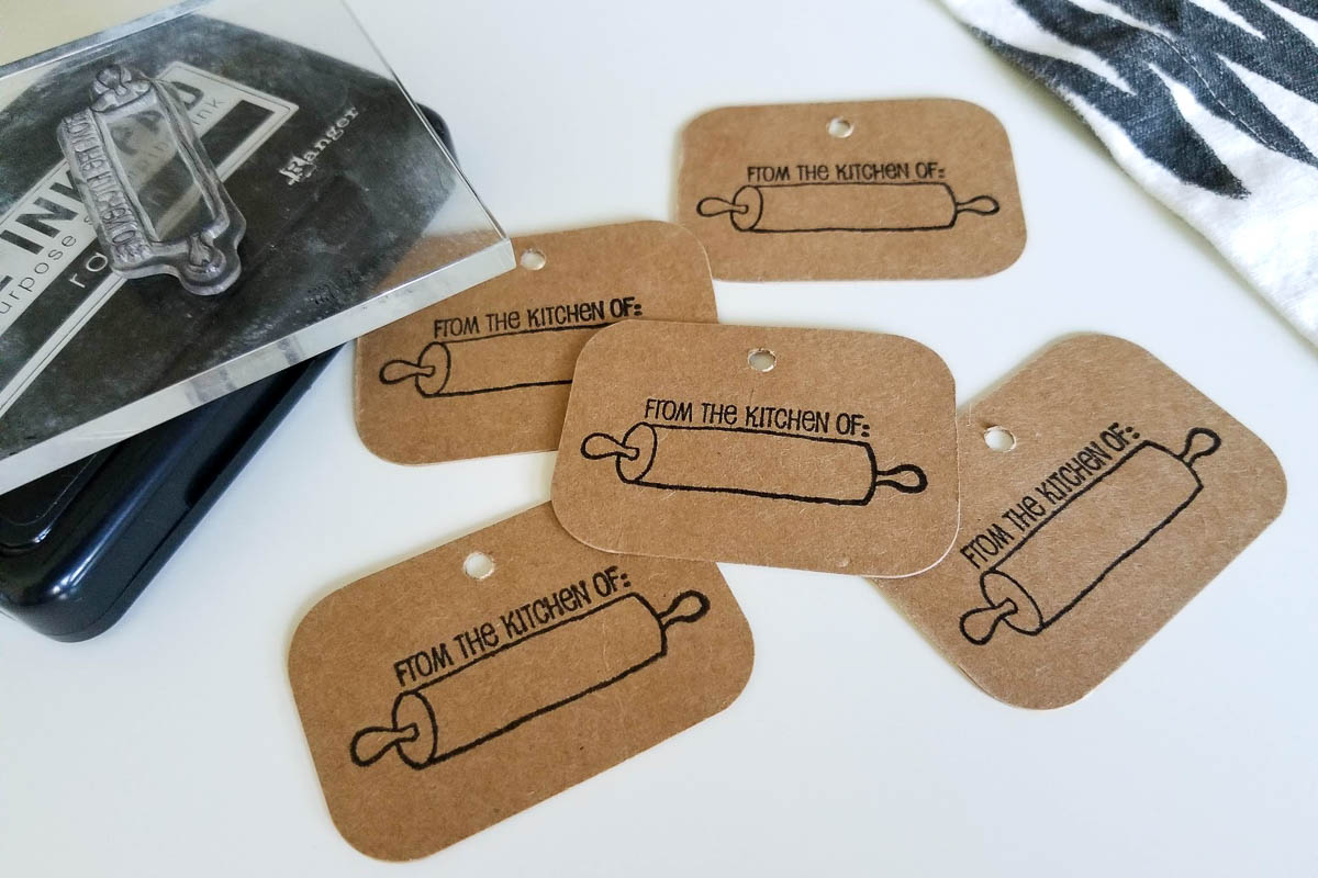 labels for jam jars