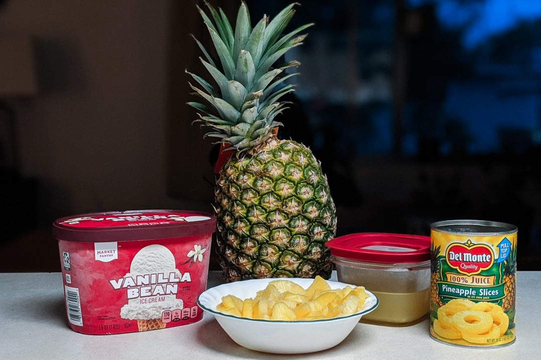 homemade dole whip ingredients