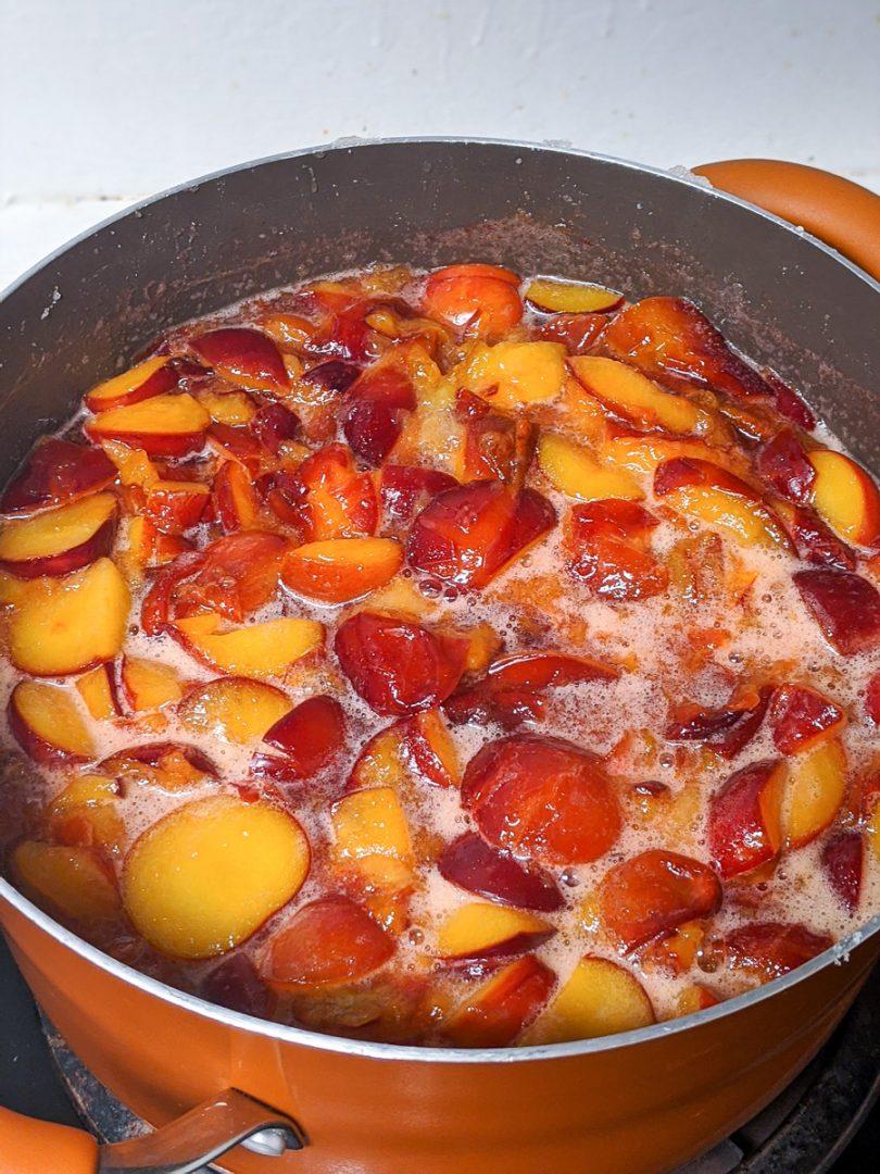 sugar compost boiling