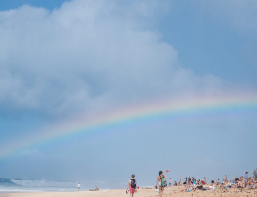 bonzai pipeline beach oahu hawaii